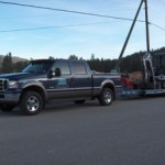 Ford F-350 and Trailers