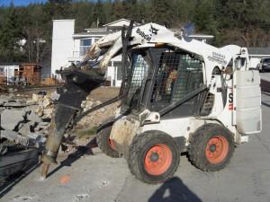 Bobcat Power Breaker